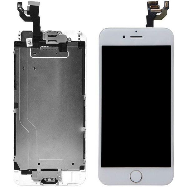 Thay Màn hình iPhone 6S trắng Zin Chính Hãng Q1