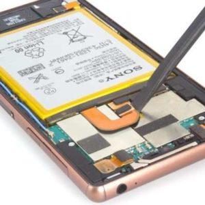 Pin Sony XZ