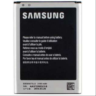 Pin Samsung Note