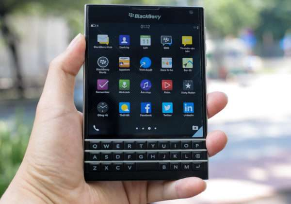 Sửa Blackberry lỗi mất wifi - Bluetooth