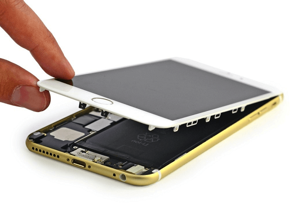 Cảm ứng Iphone
