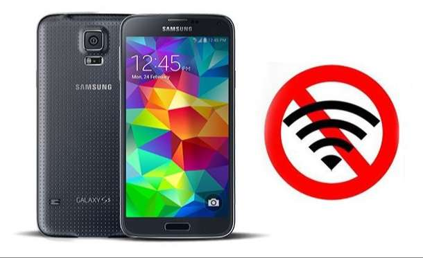 Sửa Samsung lỗi wifi