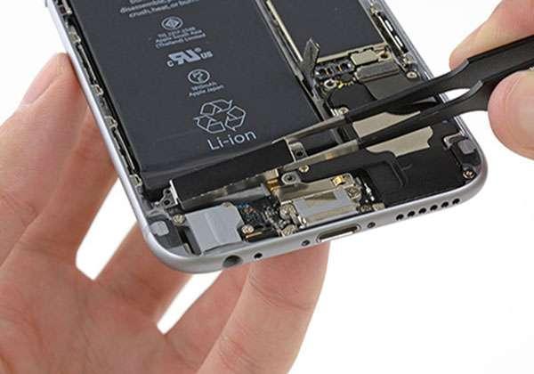 Sửa rung iPhone