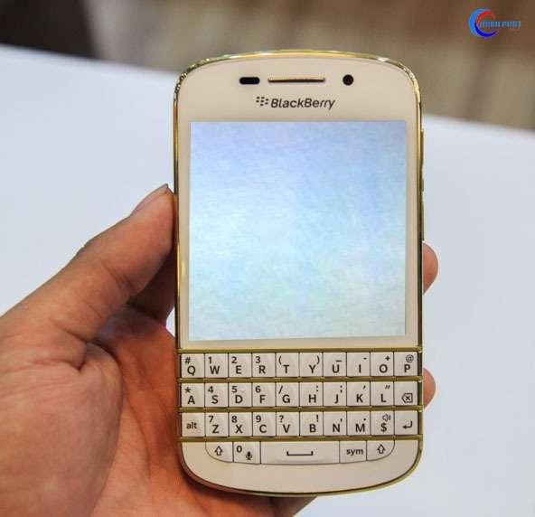 Sửa Blackberry lỗi mất đèn màn hình