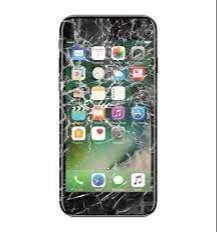 Iphone 8 nứt kính