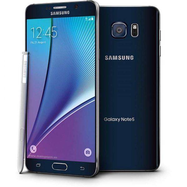 Samsung Galaxy Note 5 Xanh dương