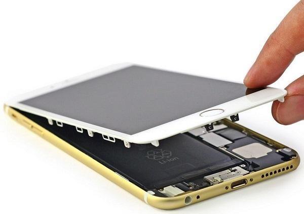 thay màn hình iphone 6s plus zin chính hãng q1