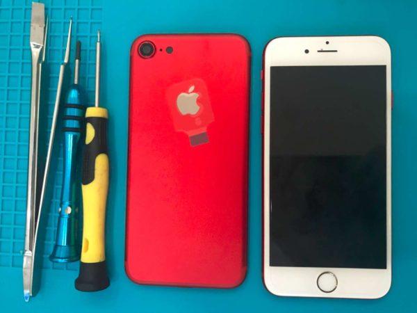 Dịch Vụ Chuyên Độ Vỏ iPhone