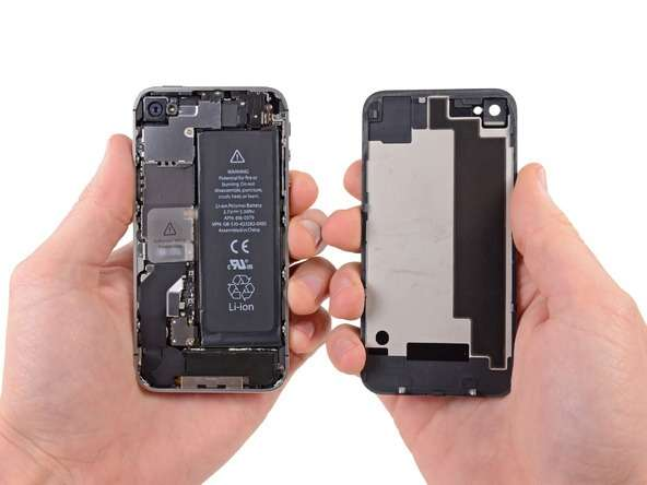 Thay Pin iPhone 4S