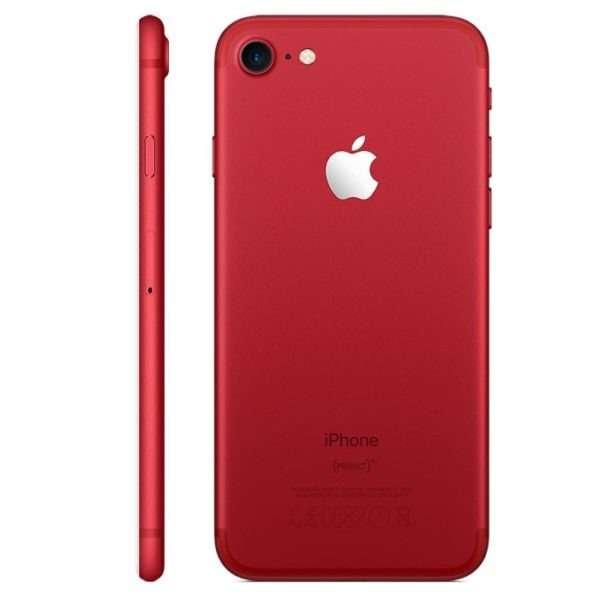 Độ vỏ, thay vỏ iPhone Màu Đỏ