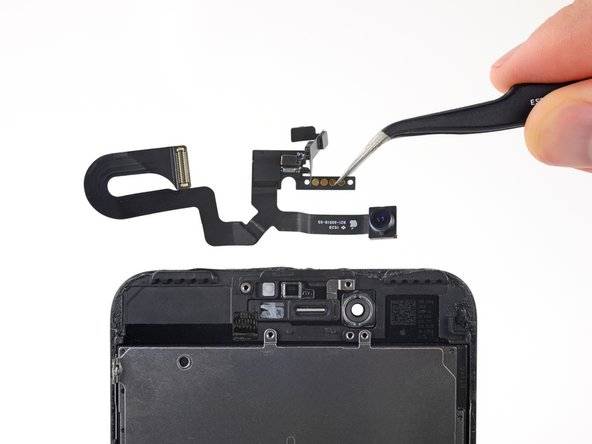 Khi nào thì camera trước của iphone 7,7 Plus bị hỏng?