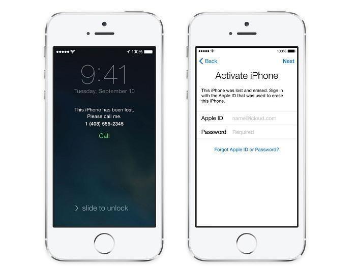 Dính iCloud làm bạn mất đi quyền sử dụng thiết bị iPhone