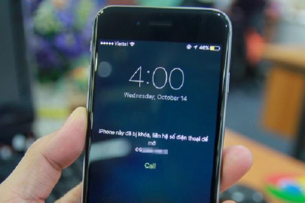 Dịch vụ thu mua iPhone dính iCloud tại Hanammobile giá cả cạnh tranh
