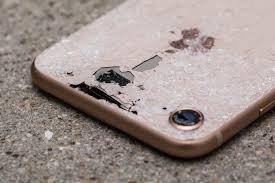 Thay kính lưng cho iphone 8
