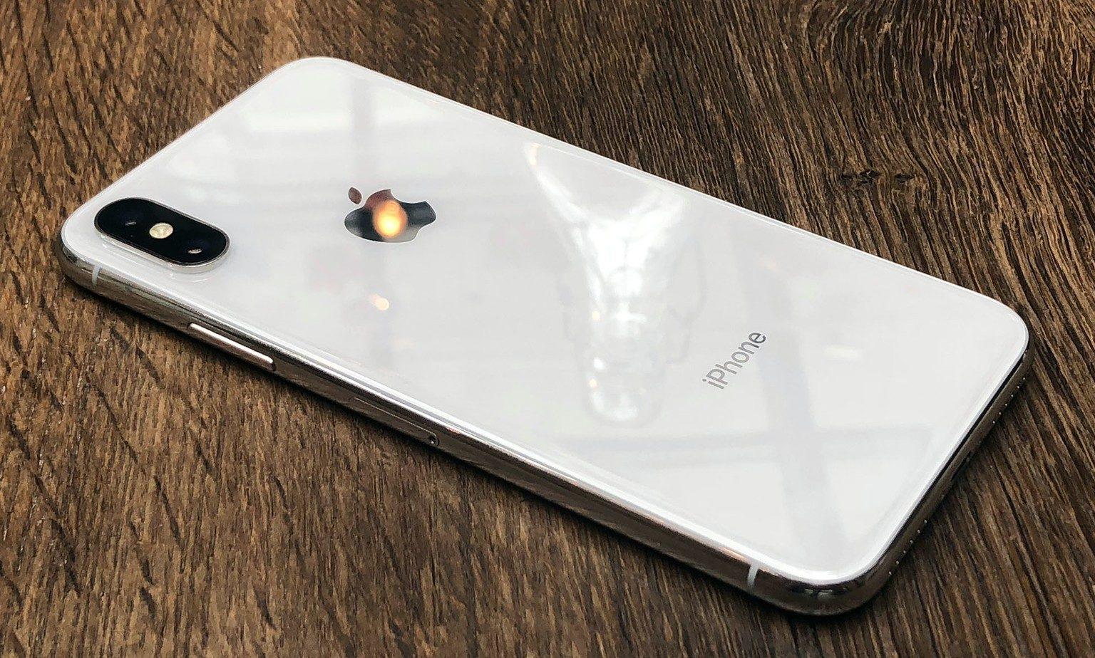 Thay Kính Lưng Iphone X giá rẻ uy tín