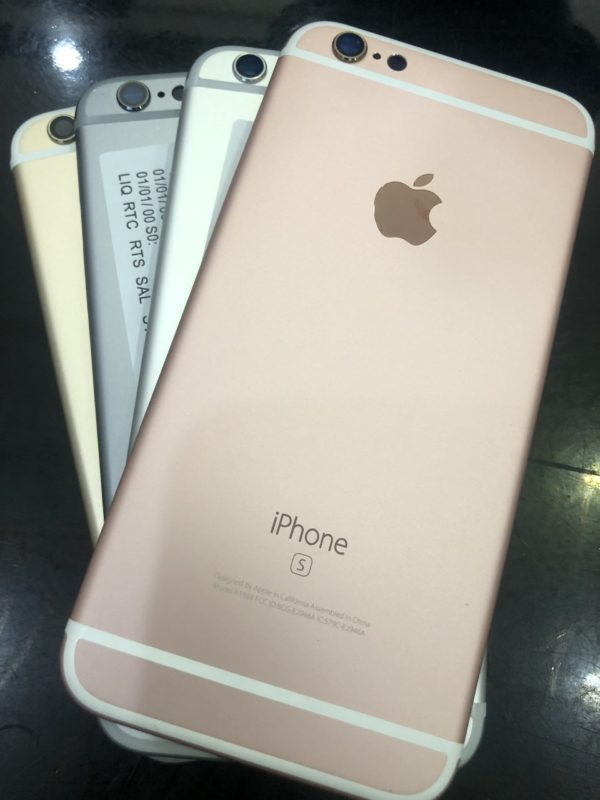 Dịch Vụ Thay Vỏ iPhone 6S
