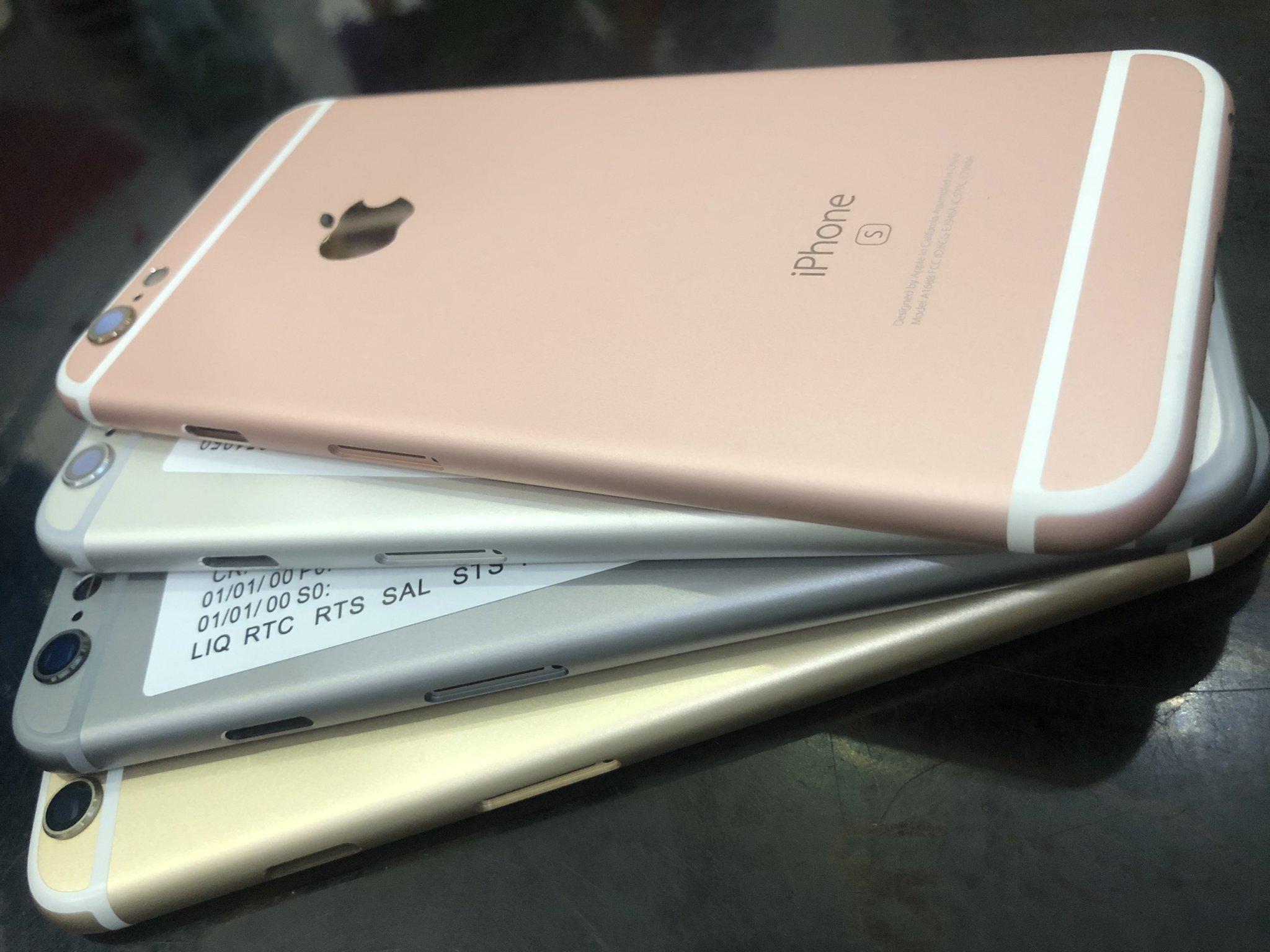 Dịch vụ thay sườn iphone 6S đẹp giá rẻ