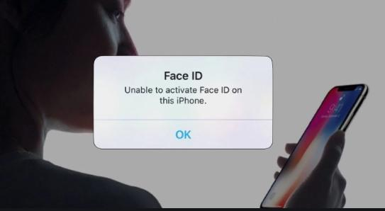 Sửa iPhone X No Face ID